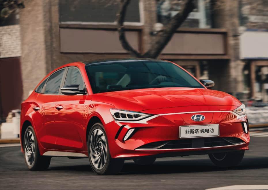 Arranca la venta del nuevo Hyundai Lafesta BEV en China: Un eléctrico muy apetecible