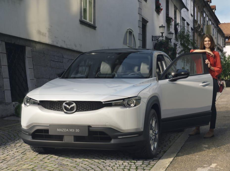 Ya a la venta el Mazda MX-30 en España