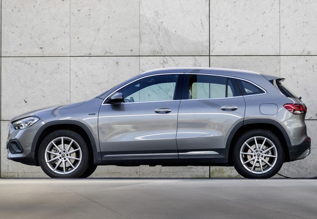 Nuevo motor híbrido PHEV para la gama compacta de Mercedes