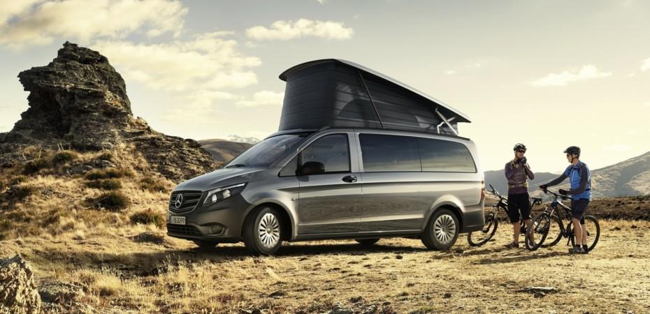 Así es el renovado Mercedes Marco Polo Activity
