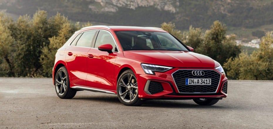 Más imágenes del nuevo Audi A3 Sportback: No te pierdas ni un solo detalle