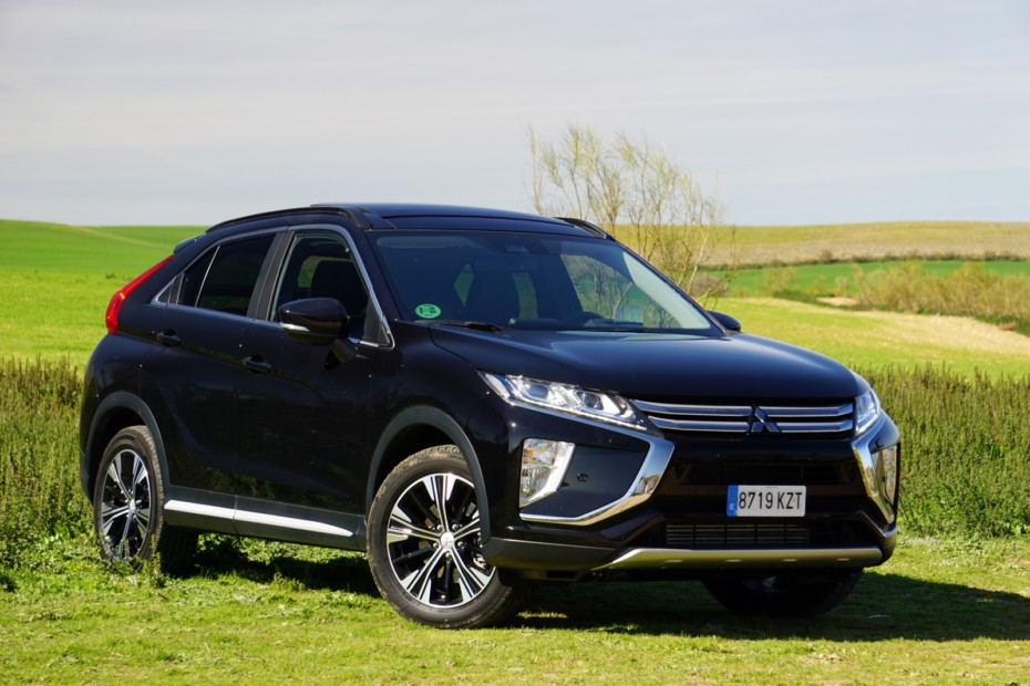 Prueba Mitsubishi Eclipse Cross 220 DiD 148 CV 8AT Kaiteki 4WD: Una grata sorpresa