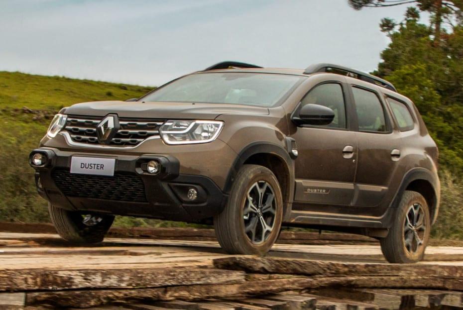 Así es el nuevo Renault Duster fabricado en Brasil