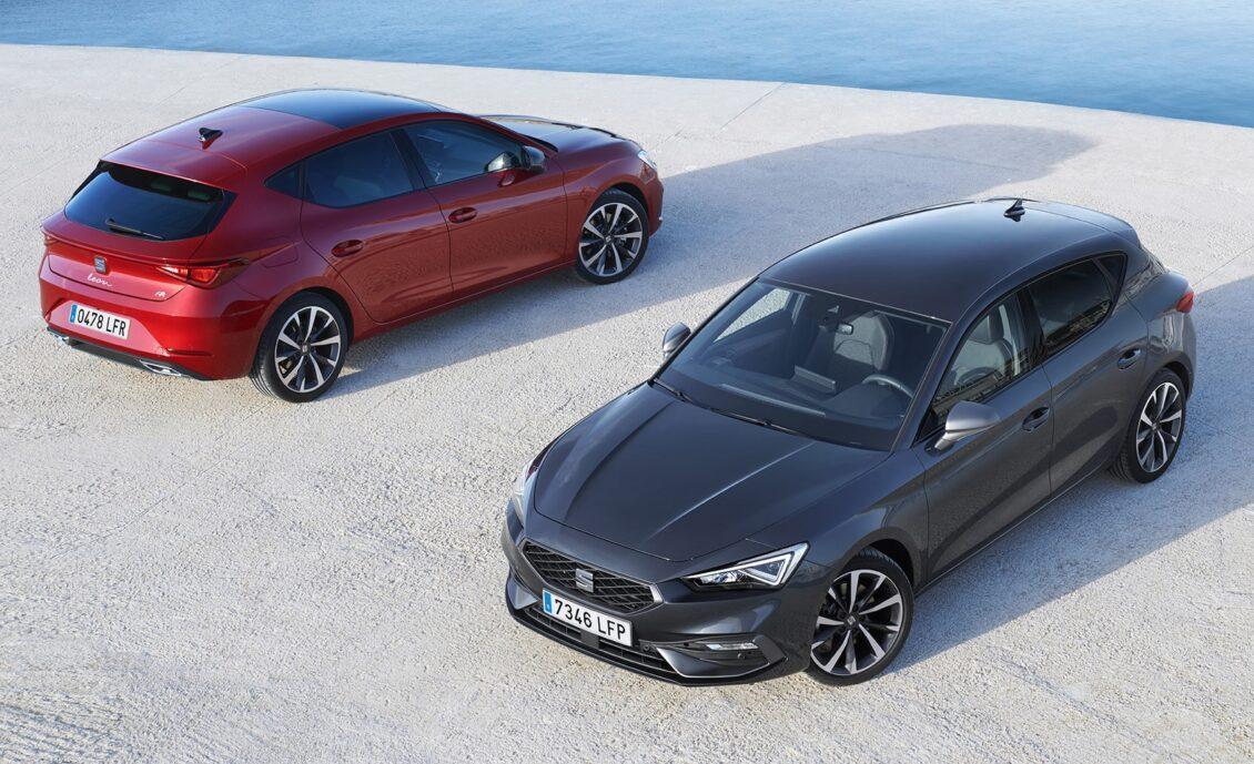 Detalle de equipamiento del nuevo SEAT León para España