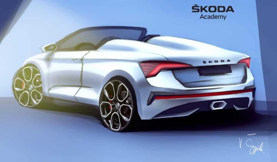 ¿Qué te parece este Škoda Scala Spider?