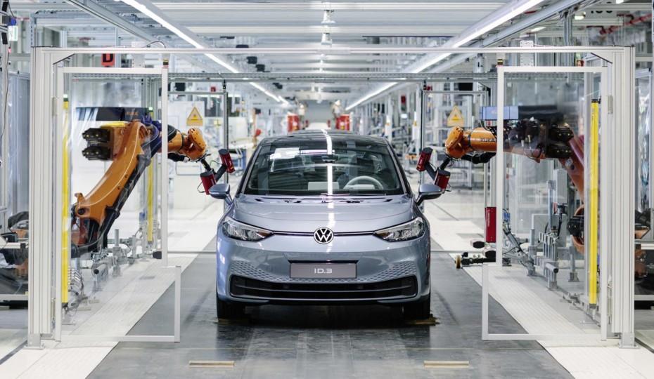 Volkswagen extiende el paro de factorías a toda Europa: Toyota también