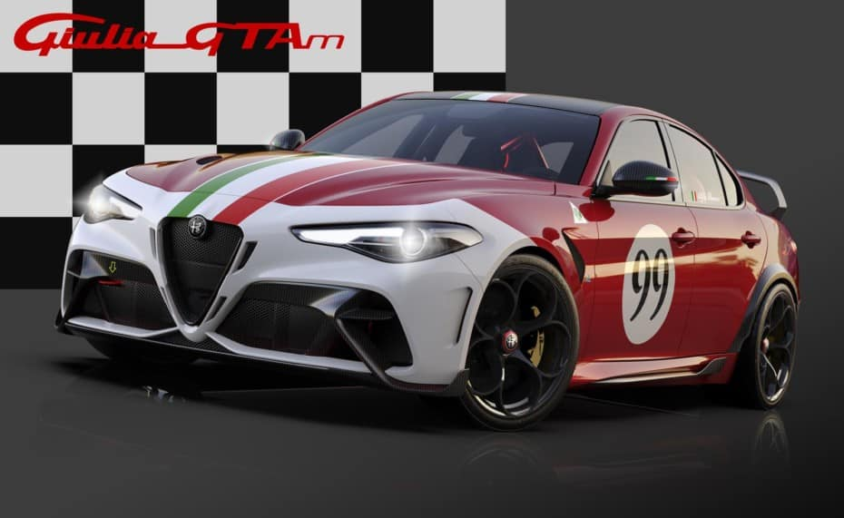 Alfa Romeo nos muestra sus «decoraciones» para los Giulia GTA: ¡Mejor que se queden quietos!