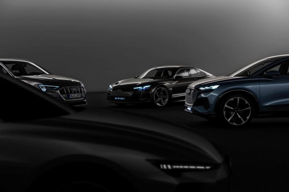 Así son las cuatro plataformas para vehículos eléctricos de Audi: 20 modelos antes de 2025