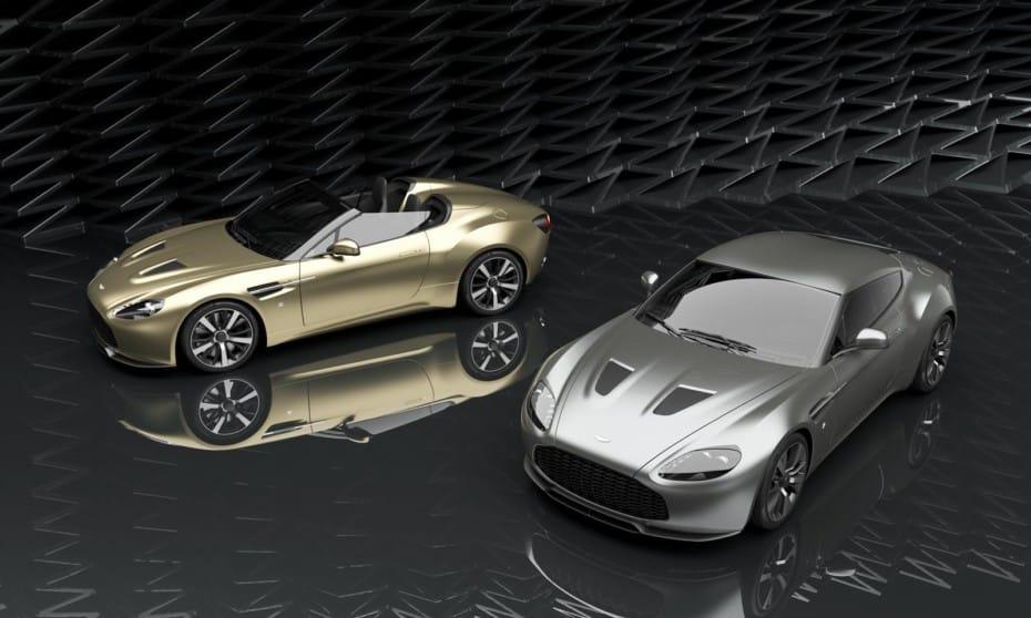 Aston Martin Vantage V12 Zagato Heritage TWINS by R-Reforged: No puedes elegir, te tienes que llevar uno de cada…