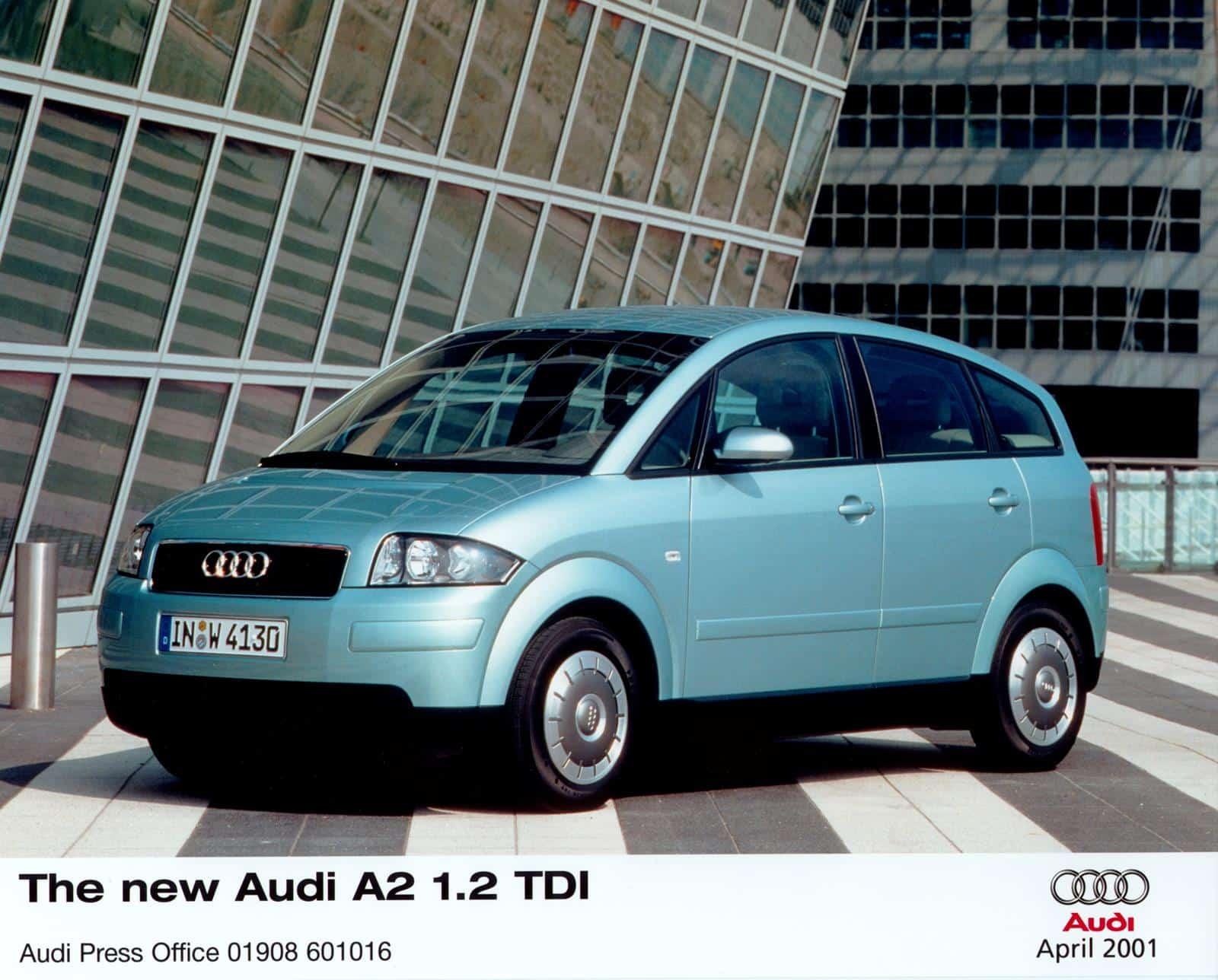 2020 Audi A2 Review