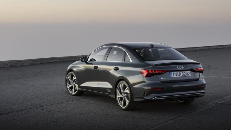 ¡Oficial! Así es el nuevo Audi A3 Sedan, ¿pintón?
