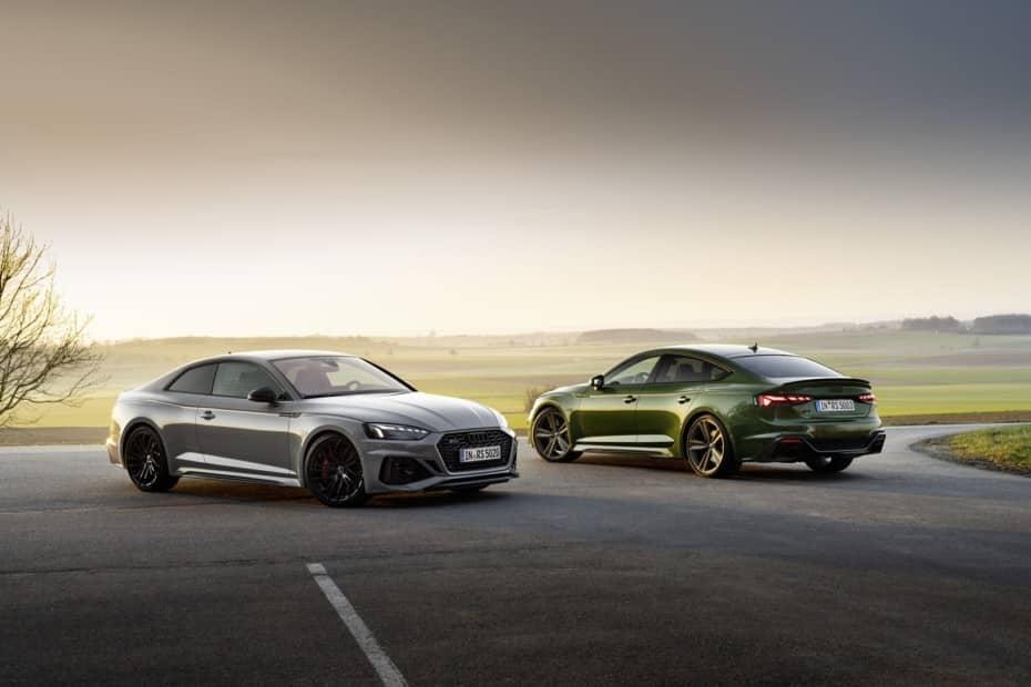Más imágenes de los Audi RS 5 Coupé y Sportback 2020: Desde 105.090 euros en España