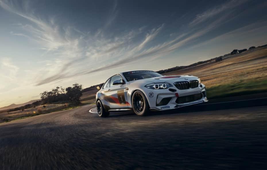 BMW M2 CS Racing 2020: Lo mejor de la carretera, ahora también disponible para los circuitos