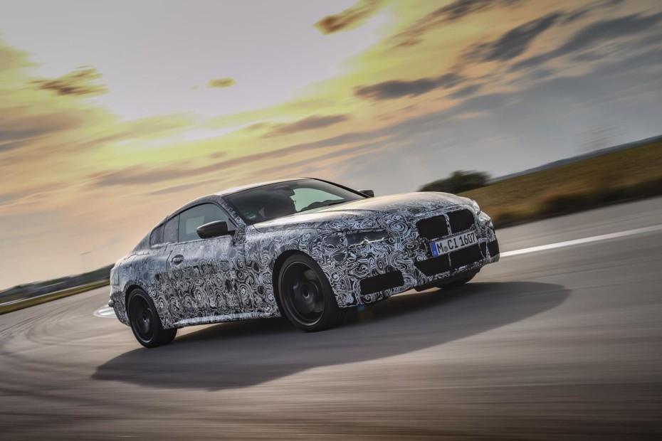 Primeros detalles oficiales del nuevo BMW Serie 4 Coupé: Hasta 374 CV y pegatina ECO