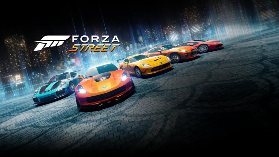 Forza Street 2020 para iOS y Android: El videojuego de carreras callejeras ahora también en tu móvil