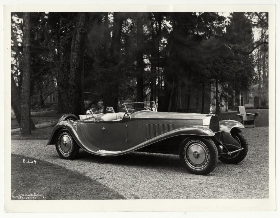 Bugatti Type 41 La Royale: Fue la «crème de la crème» y podría ser el coche más caro del mundo