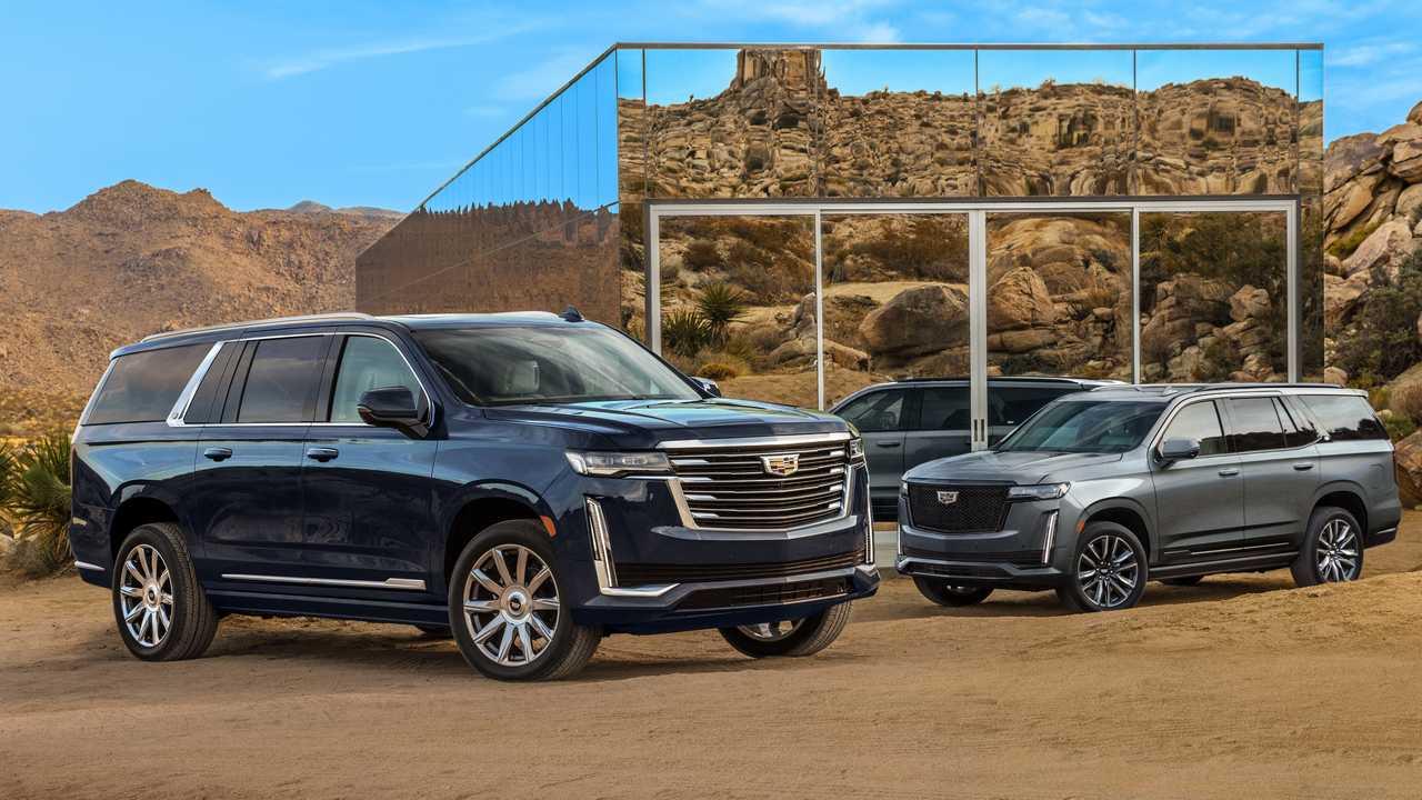 2020 Cadillac Escalade V Ext Esv Review and Release date