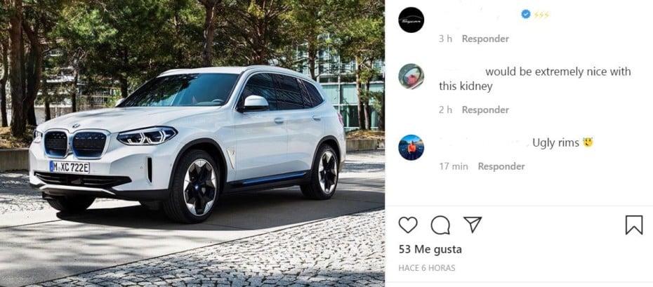 ¡Filtrado! Si este es el BMW iX3 2020 definitivo tiene realmente buena pinta