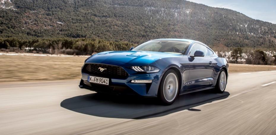 Y el deportivo más vendido del mundo vuelve a ser….¡el Ford Mustang!