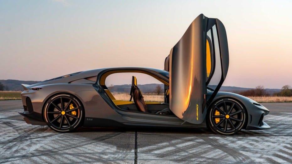 Nuevas imágenes del Koenigsegg Gemera: No nos cansaremos de admirar el primer «Megacar» de 4 plazas