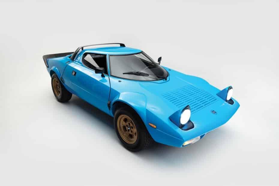 Este Lancia Stratos HF Stradale busca techo bajo el que dormir: ¿Alguien le hace un hueco?