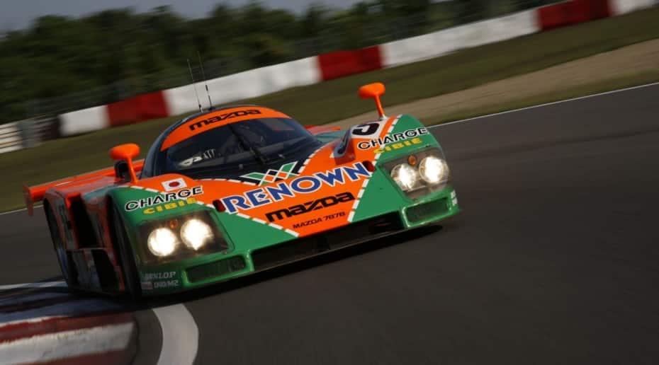Mazda 787B o aquellas 24h de Le Mans de 1991 en las que el motor rotativo dio un golpe sobre la mesa