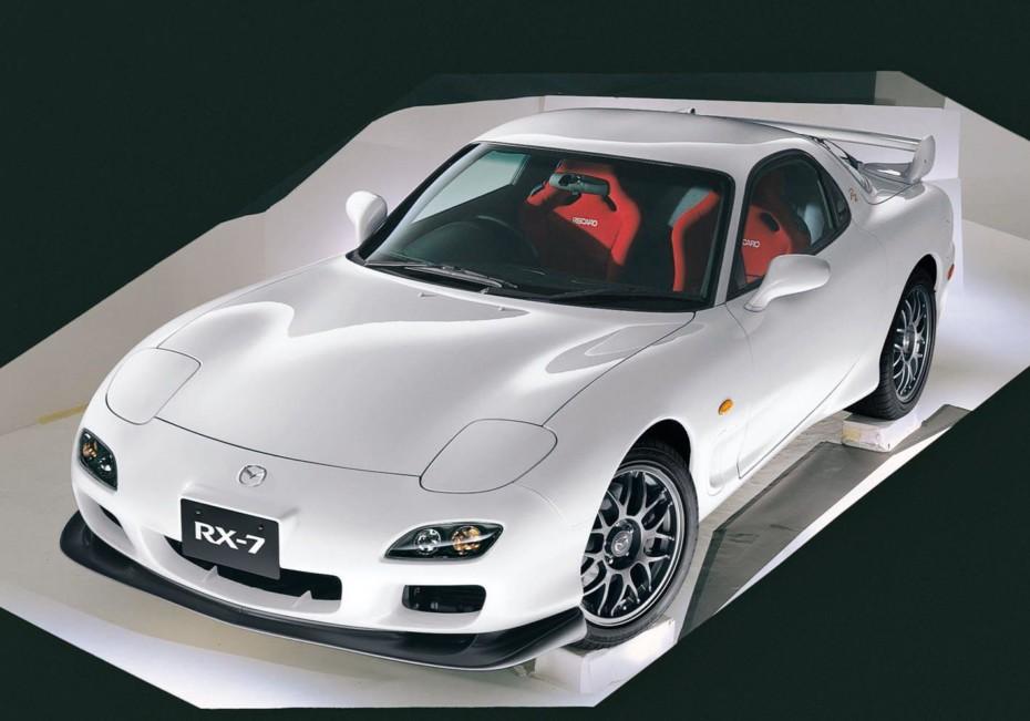 Mazda RX-7: tres generaciones que se han convertido en pura historia