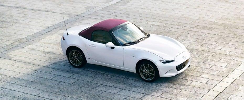 Mazda anuncia la 100th Anniversary Special Edition: Así luce en el MX-5
