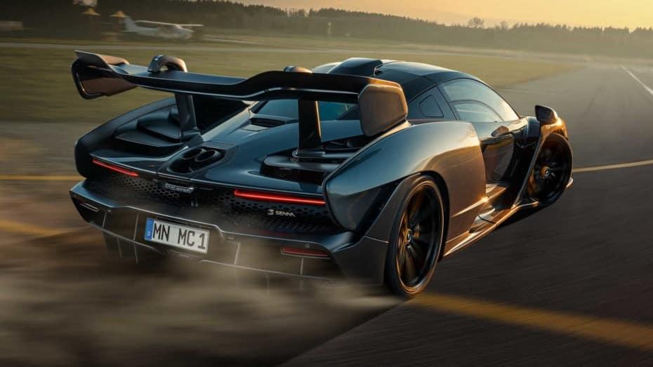 Si el dinero no es tu problema, Novitec te tiene preparado un McLaren Senna con más de 900 CV