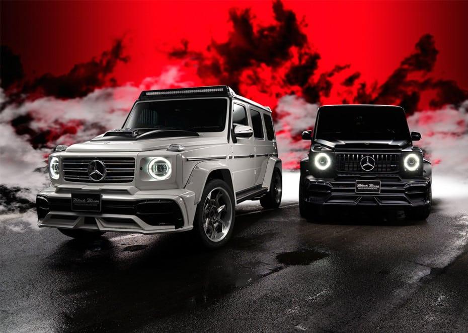 Mercedes-AMG G63 Black Bison: Ostentoso y de atractivo cuestionable