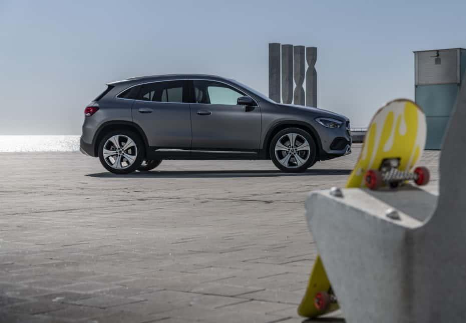 Más imágenes del nuevo Mercedes-Benz GLA 2020: Ya disponible desde 40.800 euros