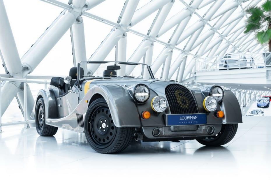 La edición limitada LE60 les da un extra de exclusividad a los Morgan Plus Six y 3-Wheeler
