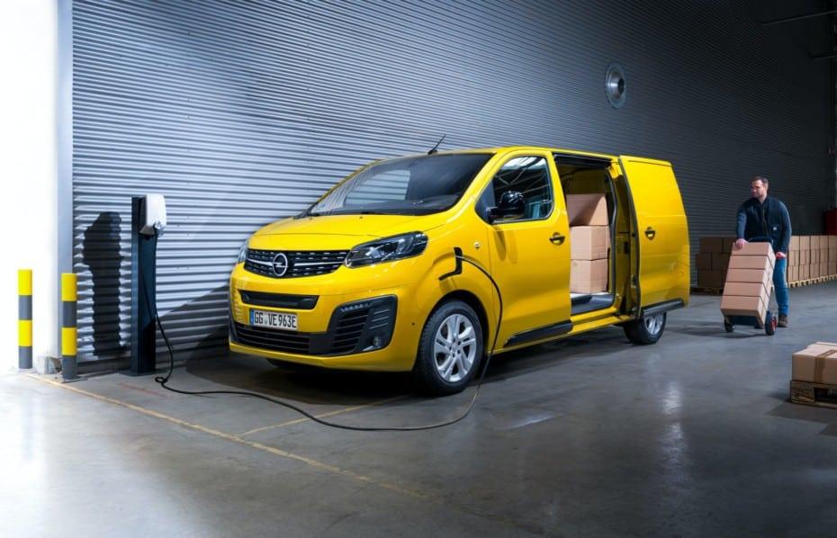 Ya puedes reservar el Opel Vivaro-e en España