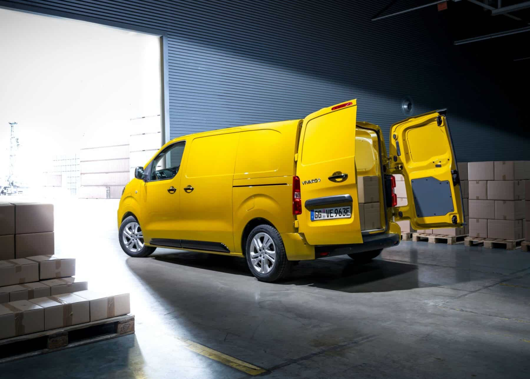 2021 Opel Vivaro Price and Release date
