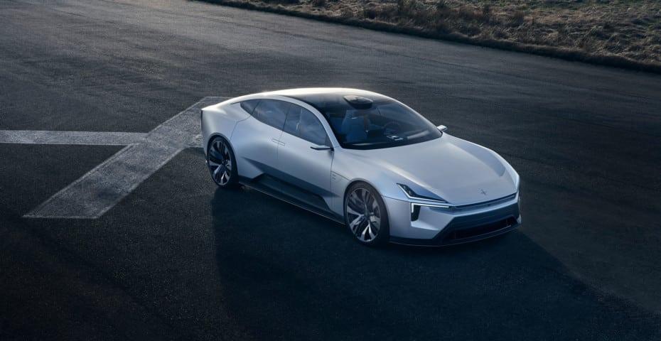 Nuevas imágenes del Polestar Precept Concept: Anticipo del futuro SUV de la compañía