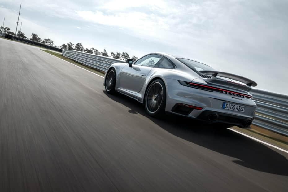 Nuevas imágenes del Porsche 911 Turbo S 2020: Cada detalle cuenta