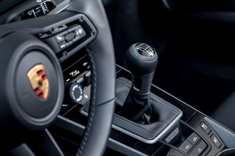Llega el cambio manual de 7 velocidades y otras «chuches» al Porsche 911 Carrera S y 4S 2020