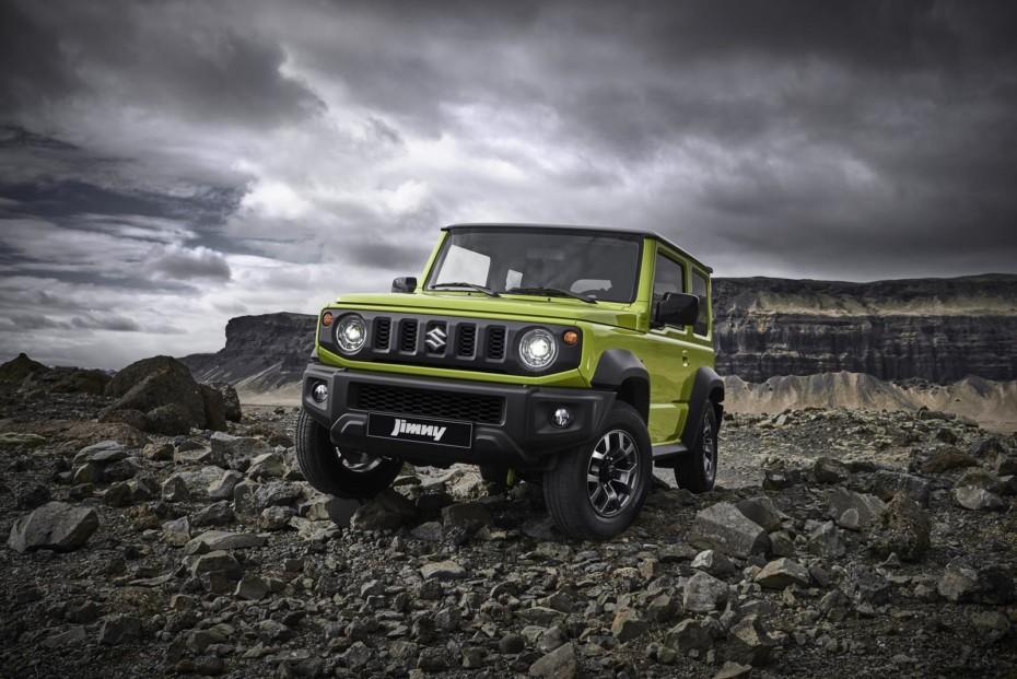 Suzuki: Medio siglo siendo especialistas en tracción a las cuatro ruedas