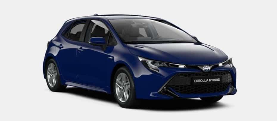 Igual no deberías dejar pasar esta oferta del Toyota Corolla Hybrid…