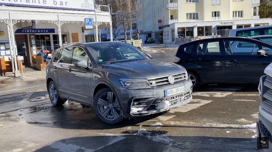 Los Volkswagen Tiguan y Arteon recibirán una variante R y una PHEV este mismo año