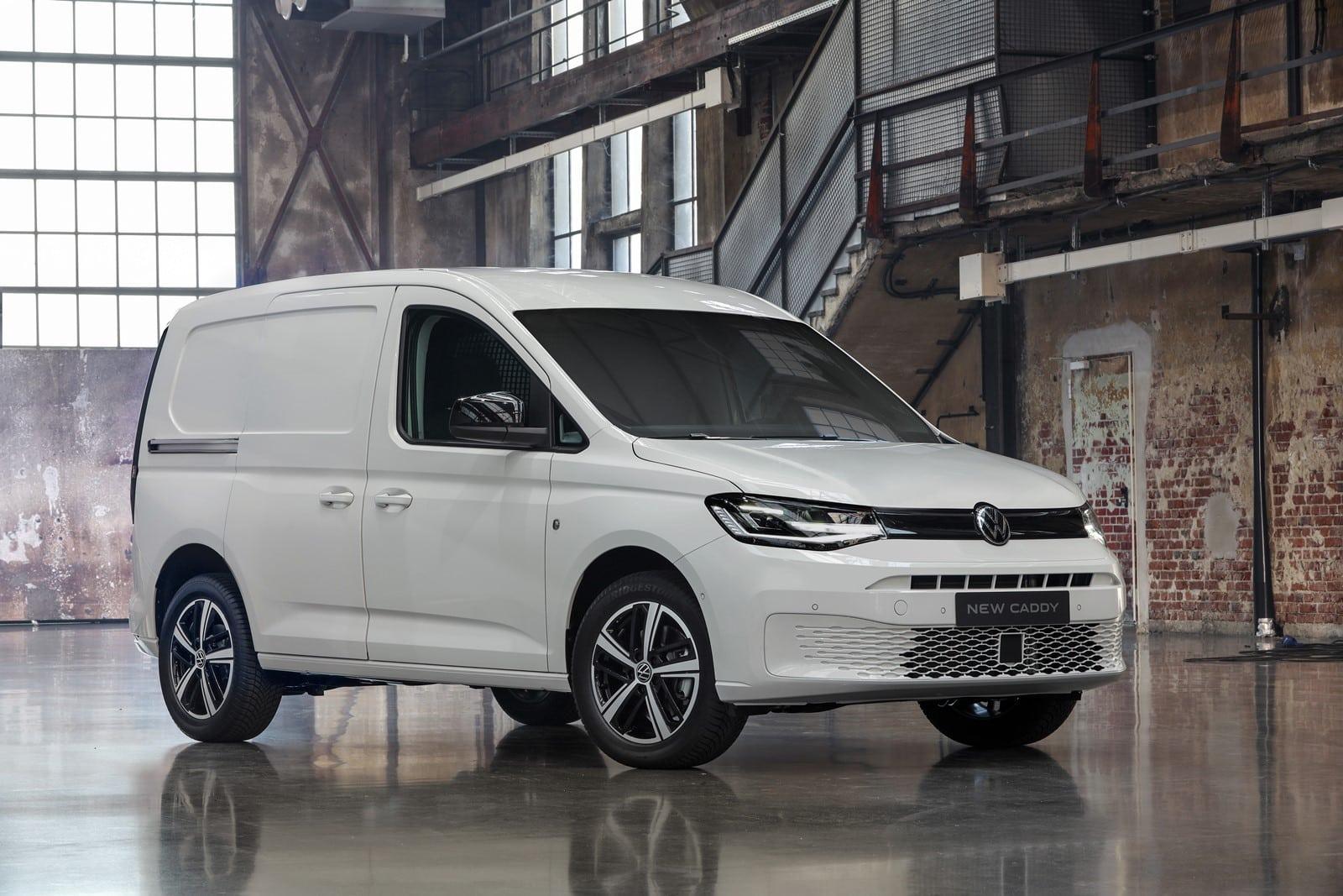 2020 VW Caddy Exterior