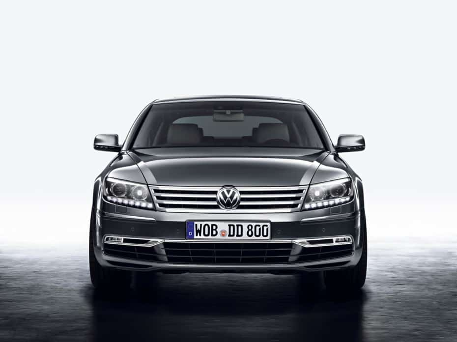 Volkswagen Phaeton, o cuando la marca jugaba a competir con A8, Clase S y Serie 7