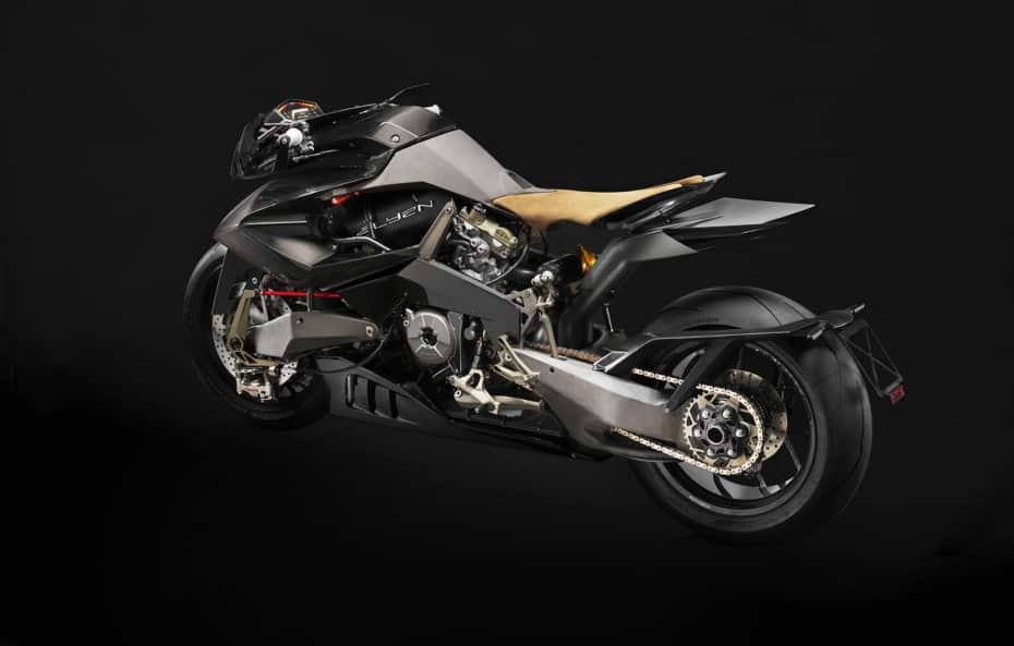 Así es la Alyen 988 2020: El Vyrus que no te importaría tener cuenta con motor Ducati