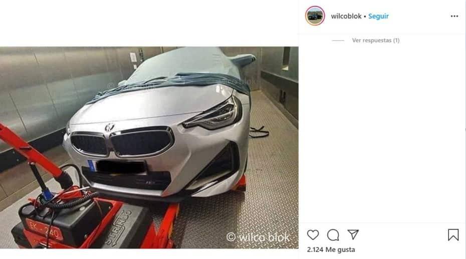 ¿Filtrado? Si este es el nuevo BMW Serie 2 Coupé, BMW tiene que centrarse…