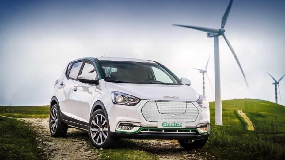 EVO Electric, el nuevo crossover eléctrico de DR