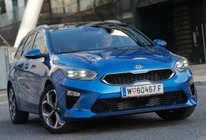 Ya disponible la gama Kia Ceed MHEV: Etiqueta ECO y motor diésel