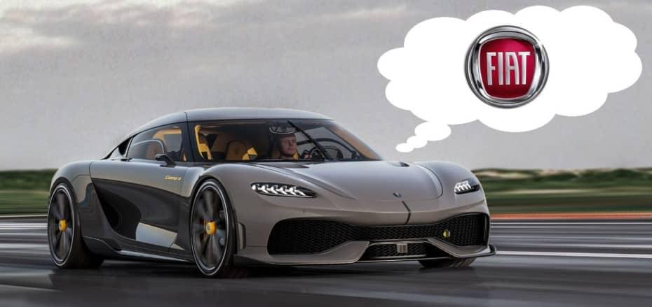 Sí, el FreeValve de Koenigsegg no lleva árbol de levas, pero Fiat lo logró antes con el MultiAir