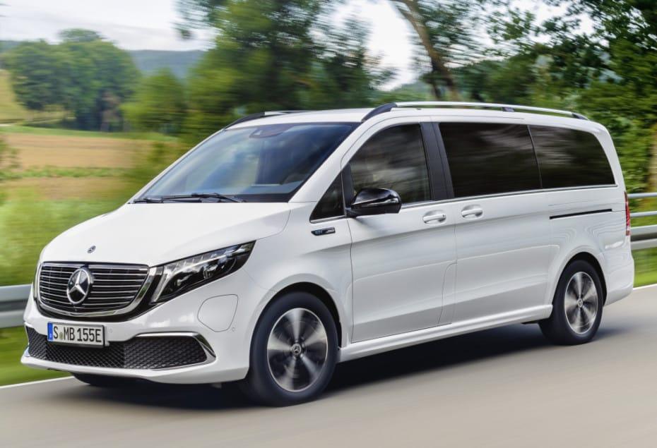 Llega el Mercedes EQV al mercado español