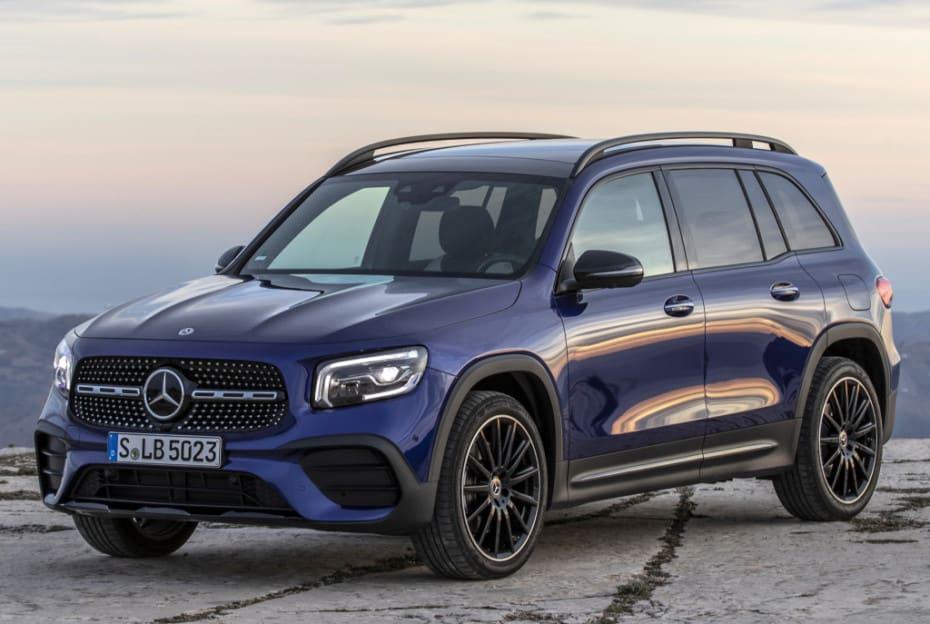 Llega la versión de acceso a la gama Mercedes GLB