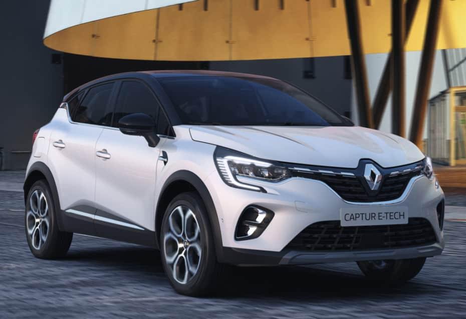 Ya puedes comprar el nuevo Renault Captur E-Tech